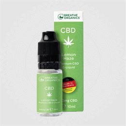 Premium CBD E-Liquid Lemon Haze