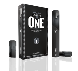 ignite ONE vape pen