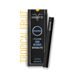 ignite cbd pen tropical fruit
