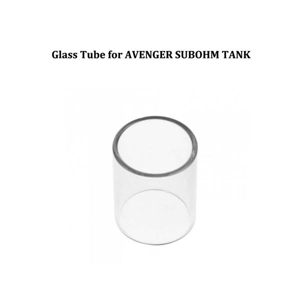 Glass Replacement for Avenger Sub Ohm Tank