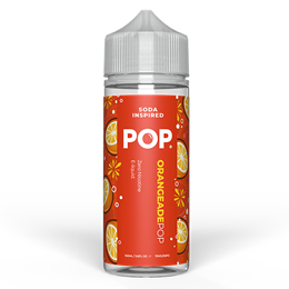 Pop Orangeade 100ml Square