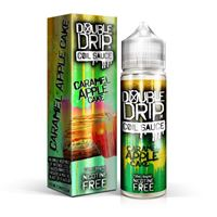 Double Drip CARAMEL APPLE CAKE COIL SAUCE SHORT FILL E-LIQUID BY DOUBLE DRIP