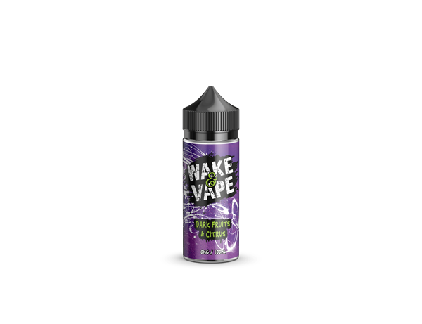 Wake-n-Vape bottle 100ml DarkFruits-min