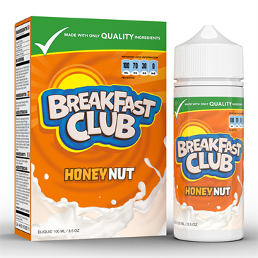 Breakfast-Club-100ml-Honey-Nut