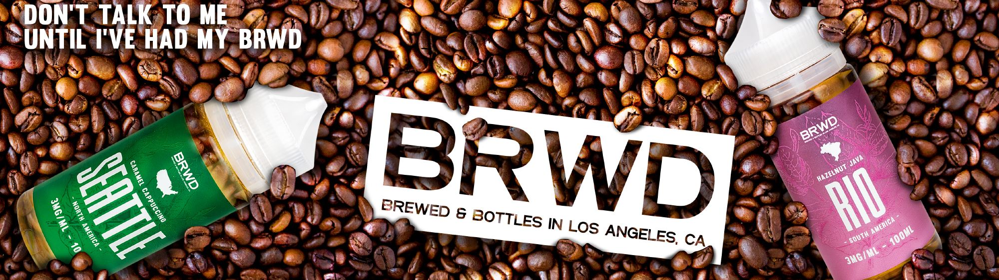 Banner brew Eliquid