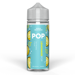 Pop Lemonade 100ml Square