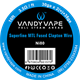 VANDY VAPE SUPERFINE MTL WIRE NI80