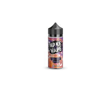 Wake-n-Vape bottle 100ml Black Mango-min