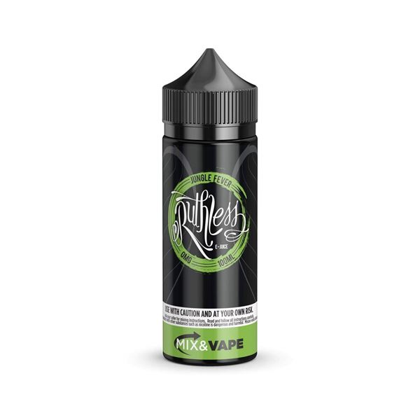 Ruthless Jungle Fever 0mg 120ml