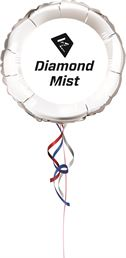 Diamond Mist Ballon
