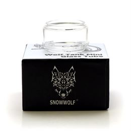 snowwolf mini tank glass