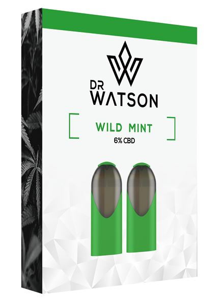 Wild Mint Front