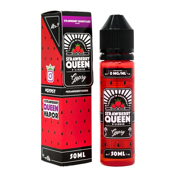 Strawberry Queen - Gypsy 50ml